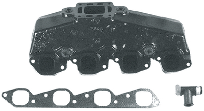 Big Block V8 Exhaust Manifold 1984 - 2001 Year Models