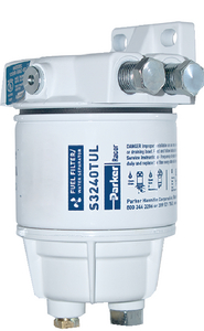 GASOLINE SPIN-ON SERIES FUEL/WATER SEPARATOR (#62-120RRAC02) - Click Here to See Product Details