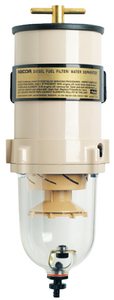 TURBINE SERIES DIESEL FUEL FILTRATION - SINGLE (#62-900FH2) - Click Here to See Product Details