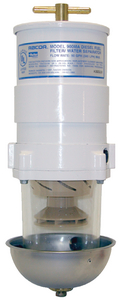 TURBINE SERIES DIESEL FUEL FILTRATION - SINGLE (#62-900MA2) - Click Here to See Product Details