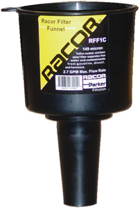 FUEL FILTER FUNNEL - WATER SEPARATING (#62-RFF1C) - Click Here to See Product Details