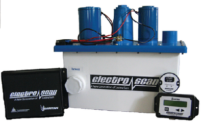 ELECTRO SCAN WASTE TREATMENT SYSTEM (#78-EST12) - Click Here to See Product Details