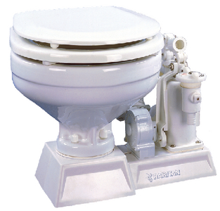 PHII HAND & PHEII ELECTRIC MARINE TOILETS (#78-PHEII12V) - Click Here to See Product Details