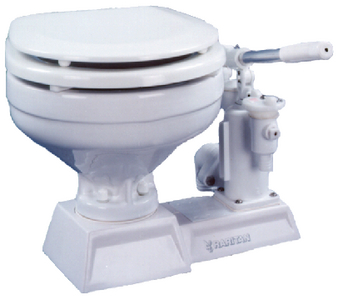 PHII HAND & PHEII ELECTRIC MARINE TOILETS (#78-PHII) - Click Here to See Product Details