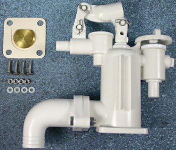 PHII HAND & PHEII ELECTRIC MARINE TOILETS (#78-PHIIPUMP) - Click Here to See Product Details