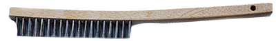 WIRE SCRATCH BRUSH (#321-17012) - Click Here to See Product Details