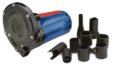HiSPEED INFLATOR/DEFLATOR PUMP (#29-ID20) - Click Here to See Product Details