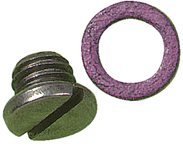 OIL DRAIN PLUGS / GASKETS / O-RINGS (#8-02801) - Click Here to See Product Details