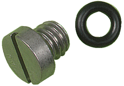 OIL DRAIN PLUGS / GASKETS / O-RINGS (#8-02807) - Click Here to See Product Details