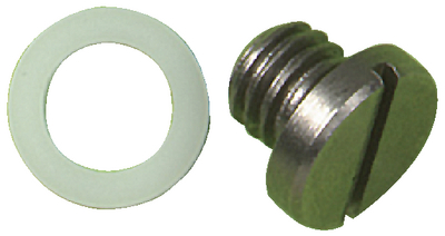 OIL DRAIN PLUGS / GASKETS / O-RINGS (#8-02809) - Click Here to See Product Details