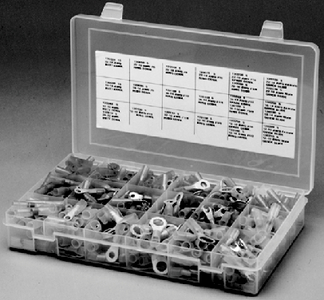 ELEKTRALINK SOLDERLESS TERMINAL KIT (#8-971091) - Click Here to See Product Details