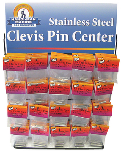 STAINLESS STEEL CLEVIS PIN CENTER (#8-980011) - Click Here to See Product Details