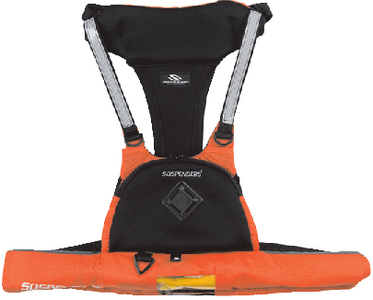 4430 - 16 GRAM MANUAL INFLATABLE CHEST PACK - Click Here to See Product Details