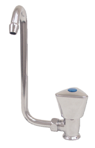 FOLD DOWN COLD WATER TAP - TRIANGULAR FAMILY (#390-10089) - Click Here to See Product Details