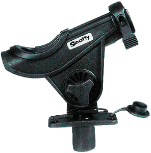 BAIT CASTER/SPINNING ROD HOLDERS (#736-281BK) - Click Here to See Product Details