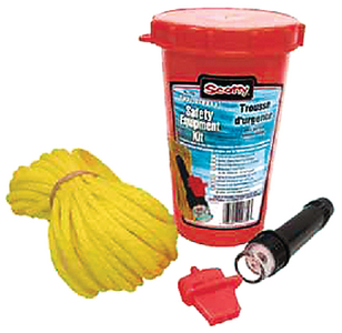 SMALL VESSEL SAFETY EQUIPMENT KIT (#736-779) - Click Here to See Product Details