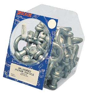 GALVANIZED SHACKLE P.O.P. DISPLAY (#354-1478115) - Click Here to See Product Details