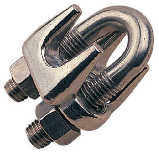WIRE ROPE CLIP (#354-1595081) - Click Here to See Product Details