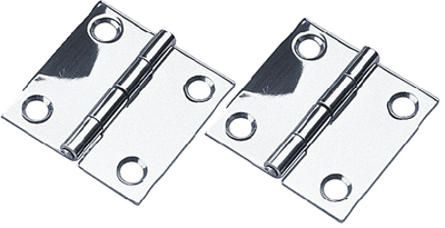 BUTT HINGES (#354-2010721) - Click Here to See Product Details