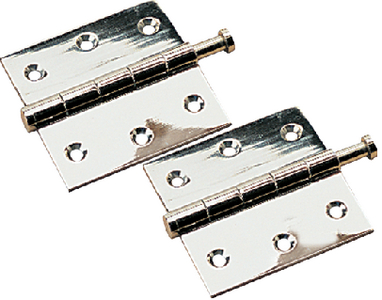 REMOVABLE PIN BUTT HINGES (#354-2046301) - Click Here to See Product Details