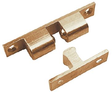 BRASS STUD CATCHES (#354-2228411) - Click Here to See Product Details