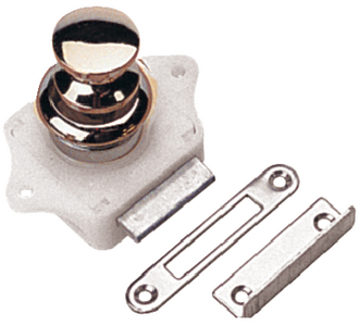 PUSH BUTTON RIM LATCH (#354-2243001) - Click Here to See Product Details
