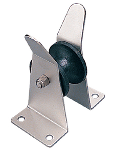 STAINLESS PLATFORM BOW ROLLER  (#354-328051) - Click Here to See Product Details