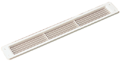 LOUVERED VENTILATOR (#354-3372101) - Click Here to See Product Details