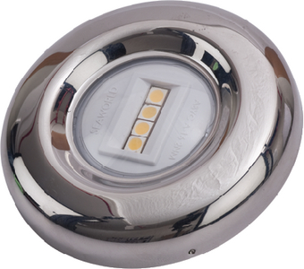 LED TRANSOM/STERN LIGHT (#354-4000331) - Click Here to See Product Details