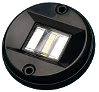 LED TRANSOM LIGHT-ROUND (#354-4000631) - Click Here to See Product Details