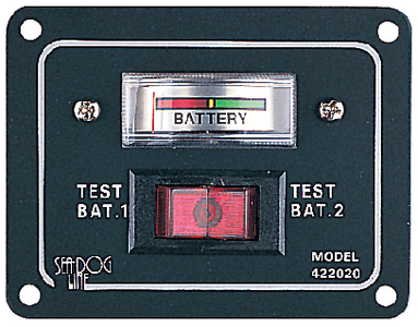 BATTERY TEST SWITCH (#354-4220201) - Click Here to See Product Details
