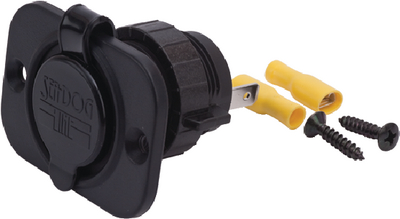 DELUXE POWER SOCKET (#354-4261201) - Click Here to See Product Details