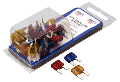 FUSE KIT  (#354-4450901) - Click Here to See Product Details
