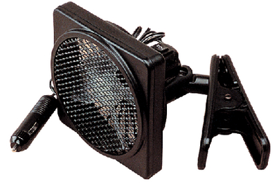 CLAMP MOUNT FAN (#354-4501101) - Click Here to See Product Details