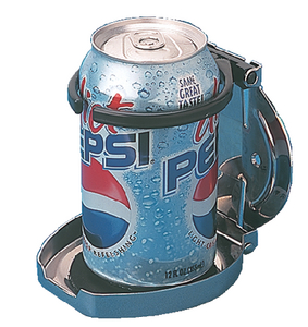 STAINLESS STEEL ADJUSTABLE DRINK HOLDER (#354-5882501) - Click Here to See Product Details