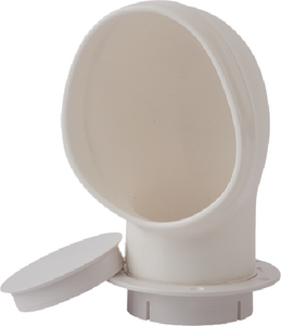 STANDARD PROFILE PVC COWL VENT (#354-7271373) - Click Here to See Product Details