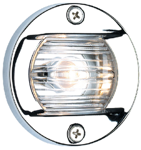TRANSOM LIGHT - STAINLESS FLANGE (#50-05381) - Click Here to See Product Details