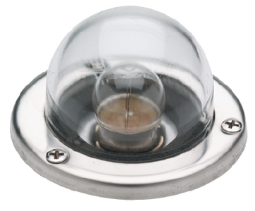 MASTHEAD ALL-ROUND WHITE LIGHT - STAINLESS (#50-05981) - Click Here to See Product Details