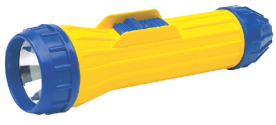 WEATHERPROOF FLASHLIGHT (#50-08171) - Click Here to See Product Details