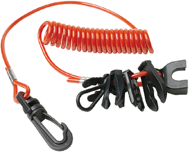UNIVERSAL KILL SWITCH AND LANYARD  (#50-11671) - Click Here to See Product Details