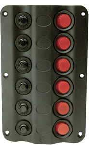 LED SWITCH PANEL (#50-12331) - Click Here to See Product Details