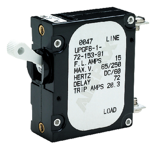 AC/DC PANEL BREAKER (#50-13121) - Click Here to See Product Details