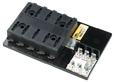 ATO/ATC FUSE BLOCK  (#50-13311) - Click Here to See Product Details