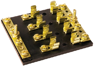 FUSE AND TERMINAL BLOCK (#50-13431) - Click Here to See Product Details