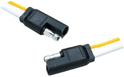 MOLDED LINE CONNECTOR (#50-13841) - Click Here to See Product Details