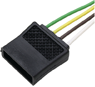 TRAILER CONNECTOR - 4 PIN (#50-13891) - Click Here to See Product Details