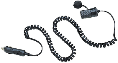 COILED EXTENSION CORD (#50-15051) - Click Here to See Product Details