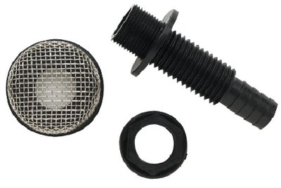 THRU-HULL STRAINER MOUNT (#50-18191) - Click Here to See Product Details