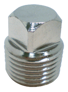 GARBOARD DRAIN PLUG (#50-18741) - Click Here to See Product Details