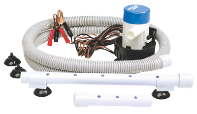 12V AERATION/PUMP SYSTEM (#50-19481) - Click Here to See Product Details